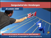 Sanguiwind des Vendanges 2020